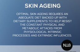 THE FIGHT AGAINST SKIN AGEING